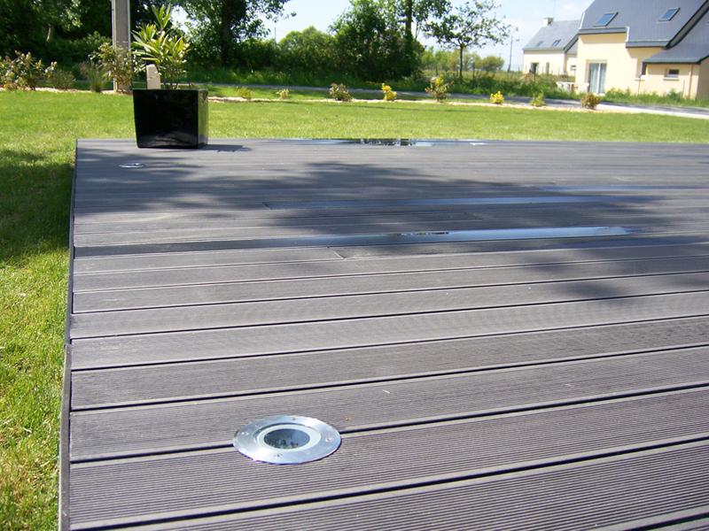 terrasse revêtement composite